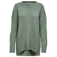 only jersey nanjing knit xs balsam green  detail wmelange