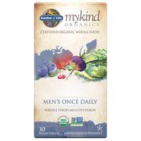 mykind organics mens once daily - 30 tabletas