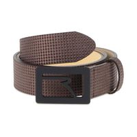 chervo cinturon hombre black coffee brown