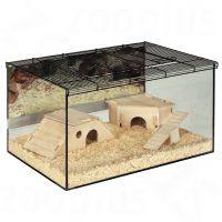 skyline kerry jaula para roedores - 75 x 45 x 37 cm lxanxal