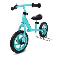 costway bicicleta sin pedales para ninos bicicleta de equilibrio de 88x43x56-63 cm