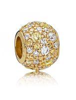 charm pandora shine mix de dorados 767052csy