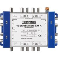 techniswitch 58 k gris amarillo interruptor multiple