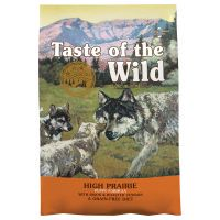taste of the wild high prairie puppy - 6 kg