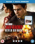 jack reacher never go back includes digital download