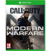 infinity ward call of duty modern warfare xbox one