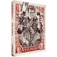 terrorificamente muertos 4k uhd incluye version 2d - steelbook exclusivo de zavvi