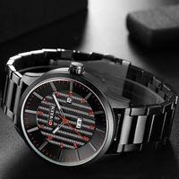 reloj de pulsera de cuarzo de la marca curren 8316 para hombres