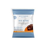 snack bio - cacao y naranja