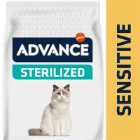advance sterilized sensitive adult con salmon - 10 kg