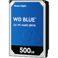 western digital wd blue pc 500gb 32mb 7200rpm