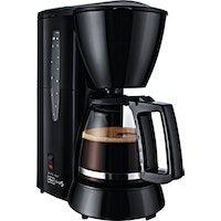 melitta single 5 independiente cafetera de filtro negro 5 tazas