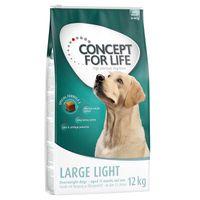 concept for life large light - pack  - 2 x 12 kg