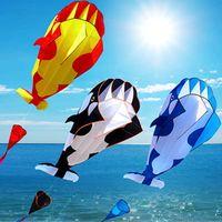 whale kite single line stunt kite al aire libre deportes juguete ninos ninos