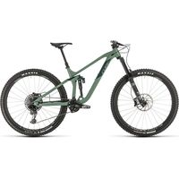 cube stereo 170 race 29 suspension bike 2020 - green - sharpgreen - 57cm 22