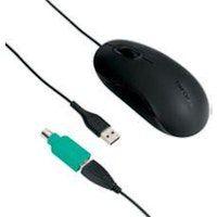 targus 3 button optical usbps2 mouse