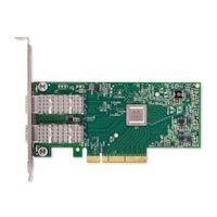 mellanox technologies mcx4121a-acat adaptador y tarjeta de red fibra interno