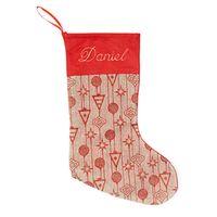 calcetin navideno personalizado