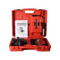 car combination electronic stethoscope kit auto car mechanic noise malfunction diagnostic tool six channel