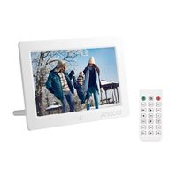 andoer 8 pulgadas ips led digital photo frame