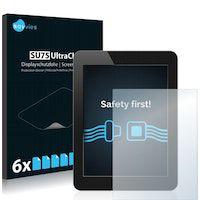 6x r su75 protector de pantalla para tablets con 178 cm 7 pulgadas 1525 mm x 915 mm 159 pelicula protectora