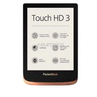pocketbook touch hd3 metalico cobre