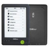 billow e03flc ebook reader 6 e ink 4gb luz funda