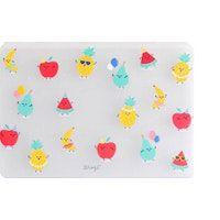mr wonderful macbook pro 13 pulgadas pulgadas maletines para portatil 33 cm 13 pulgadas pulgadas carcasa rigida verde rojo translucido amarillo