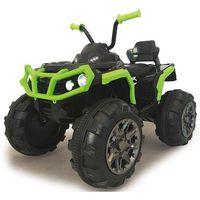 jamara  protector quad ride on 12v verde
