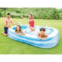 intex swim center piscina familiar 262x175x56 cm