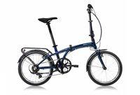 bicicleta plegable monty source panache 6v azul 2021
