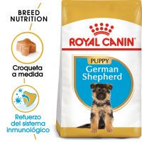 royal canin pastor aleman puppy  - 12 kg