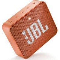 jbl go 2 3 w mono portable speaker naranja