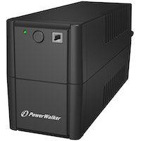 powerwalker vi 850 se sistema de alimentacion ininterrumpida ups linea interactiva 850 va 480 w 2 salidas ac