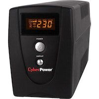 cyberpower value600eilcd 600va 3ac outlets torre