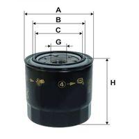 filtro de aceite norauto 520