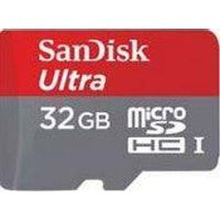 sandisk ultra 32gb microsdhc uhs-i clase 10 memori