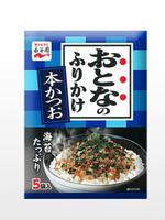 condimento premium bento furikake nori  katsuobushi