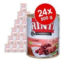 rinti kennerfleisch 24 x 800 g - pack ahorro - cordero