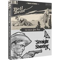 straight shooting  hell bent two films by john ford masters of cinema