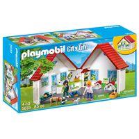 playmobil pet store 5633