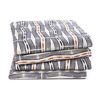 lote de 4 servilletas de algodon lavado izama