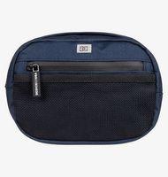 sling blade 25l - bolsa de colgar grande para hombre - azul - dc shoes