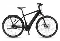 winora sinus ir8 city e bike i500wh 28   shimano nexus 8s noir 56 cm   170 185 cm