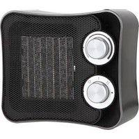 orbegozo orbegozo cr 6000 negro 1200w calefactor electrico