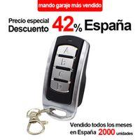 garage door remote control for 433mhz garage command 43392mhz garage door opener rolling code fixed code transmitter