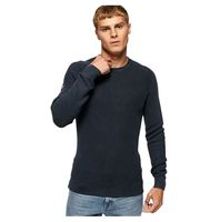 jerseis superdry garment dyed la textured crew