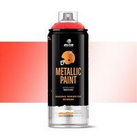 spray mtn pro metalizado rojo 400ml