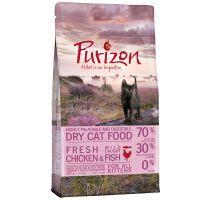 purizon kitten con pollo y pescado - 65 kg