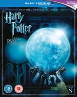 harry potter and the order of the phoenix 2016 edition